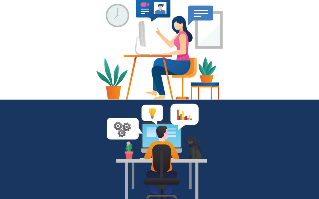#HEALTHYATHOME: Working From Home When It Matters Most