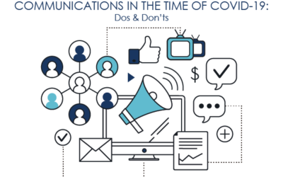 COMMUNICATIONS IN THE TIME OF COVID-19